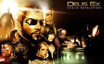 #42 Deus Ex Wallpaper