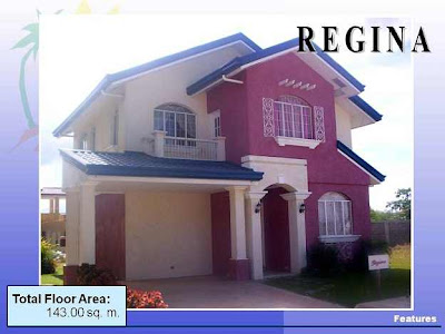 Regina Unit Two Storey Single Detached House and Lot for Sale Marigondon Mactan Cebu 6BR