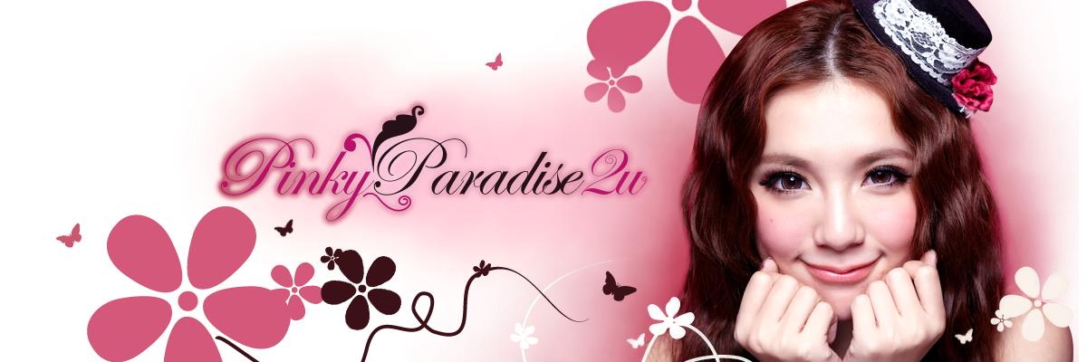 Welcome to PinkyParadise2U