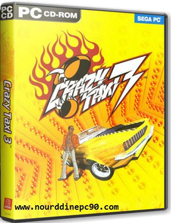 تحميل لعبة Crizy Taxi 3