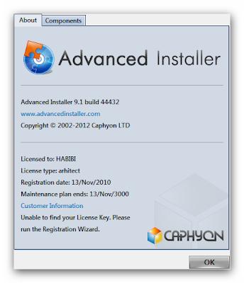 Snap 2012.05.21 11h40m01s 002  Advanced Installer Architect v9.1 Build 44432