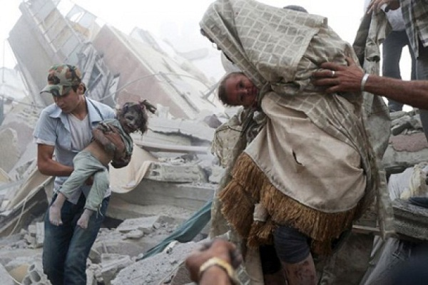 Suriah Menjadi Medan Uji Coba Senjata Rusia