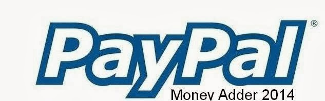 Paypal Money Adder 2014