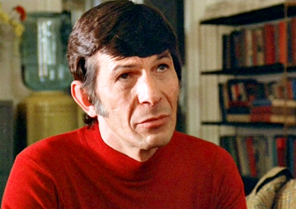 Leonard Nimoy Invasion of the Body Snatchers