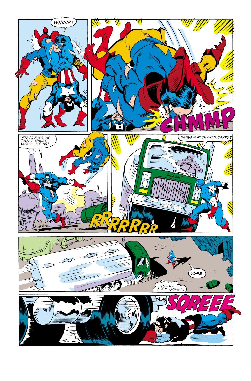 Captain America (1968) Issue #347 #277 - English 20