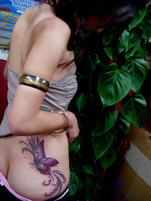 picture of butterfly tattoo. A quot;utterfly tattooquot; looks