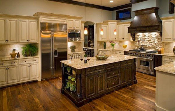 best kitchen layout