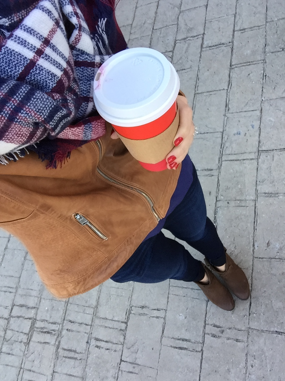 …um, they are in fact the comfiest jeans I have ever put on my body. I met  Sheaffer for coffee yesterday morning and she commented on them and I told  her ...