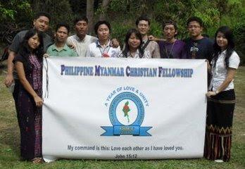 PMCF EC Members, 2011