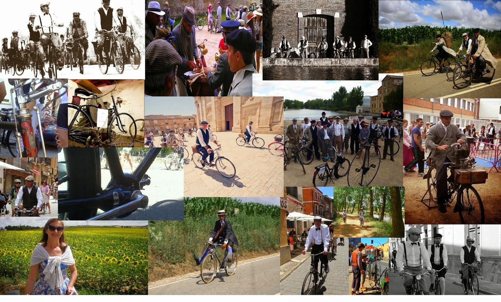 Bicis clásicas Gp Canal de Castilla