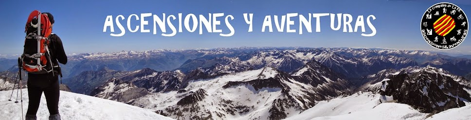 ASCENSIONES Y AVENTURAS
