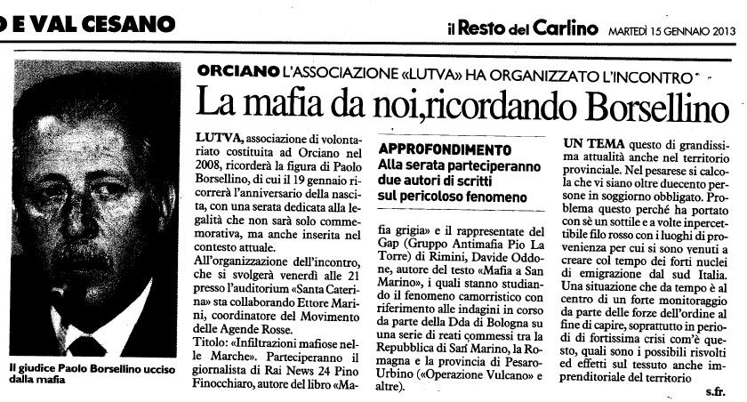 incontri marche umbria Giugliano in Campania