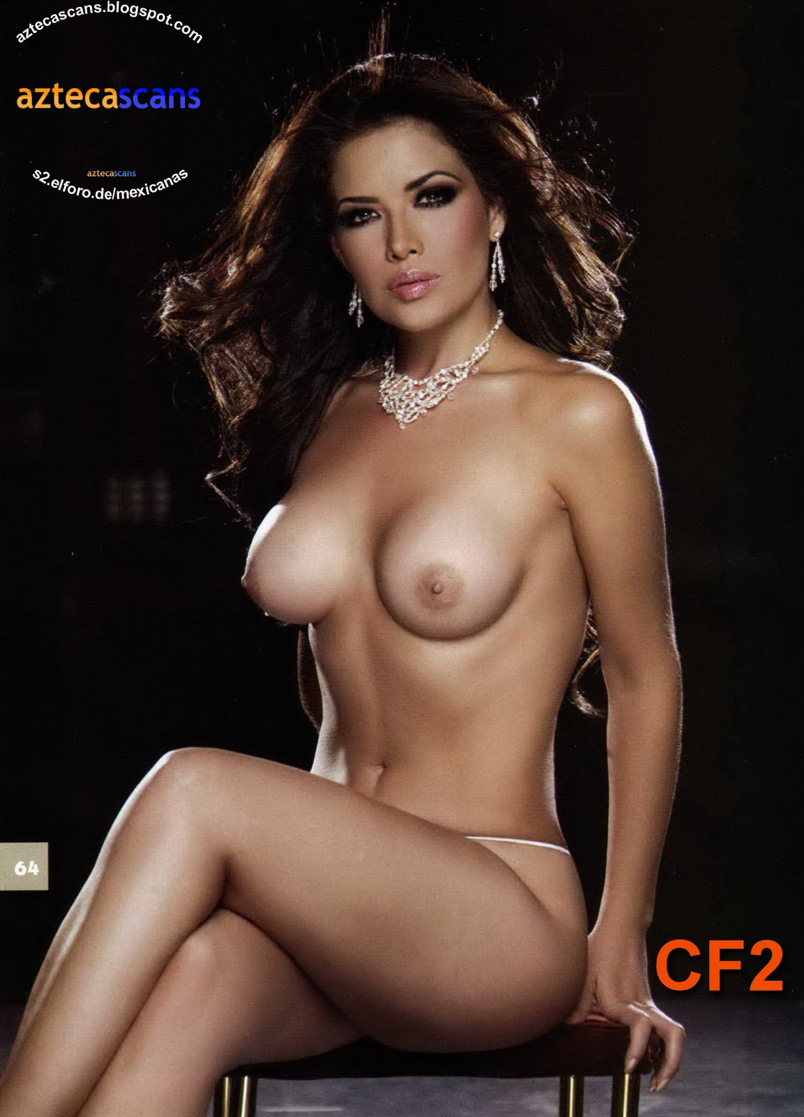 Lili Brillanti Desnuda