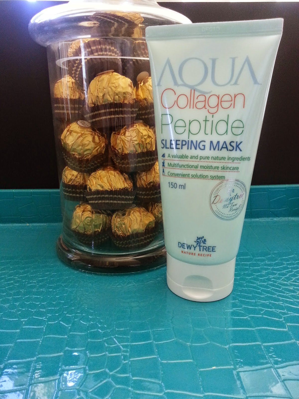 Dewytree Aqua Collagen Peptide Sleeping Mask