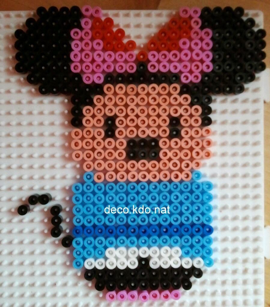 Tinker Bell Disney Fairies Hama Perler Beads By Deco Kdo Classy World