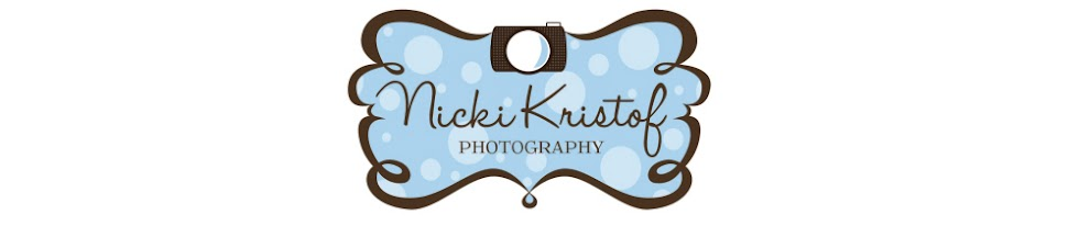 Nicki Kristof Photography...The Blog