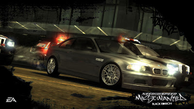 NFS Most Wanted Black Edition Screenshot