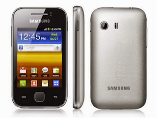 How to update galaxy Y (S5360) to Android 4.1.2 Jelly Bean