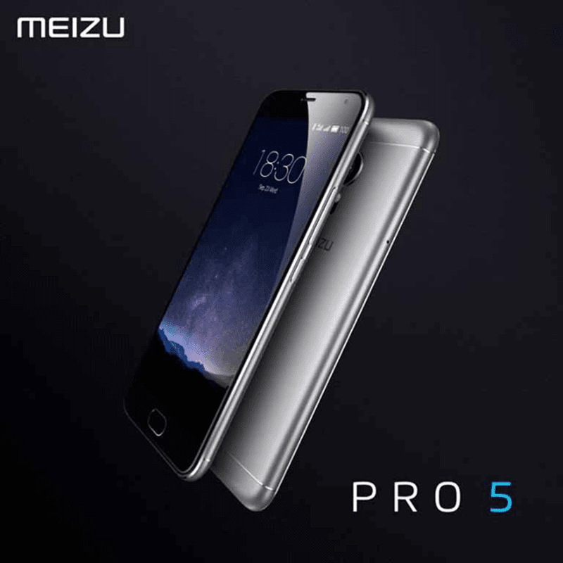 Meizu Pro 5 Now Official! A Mouthwatering Beastly Device With HiFi Chip!