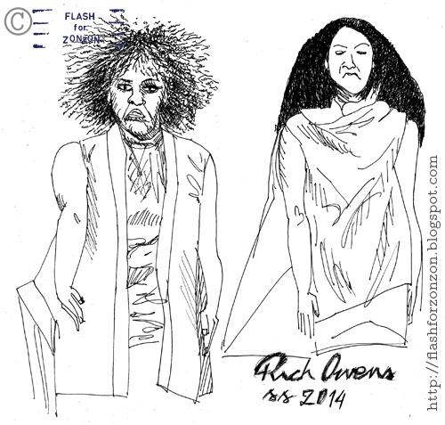 Rick Owens SS 2014