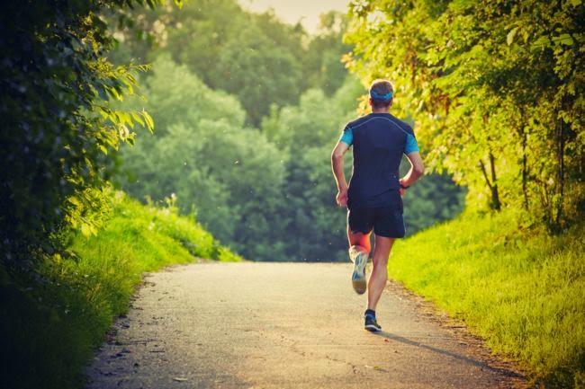 manfaat jogging di pagi hari