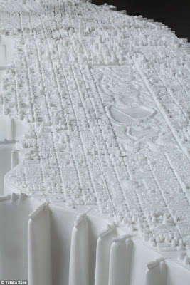 Little Manhattan by Japanese artist Yutaka Sone Seen On www.coolpicturegallery.us