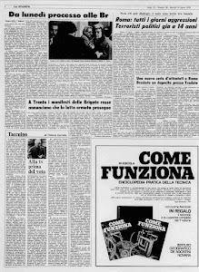 LA STAMPA 14 MARZO 1978