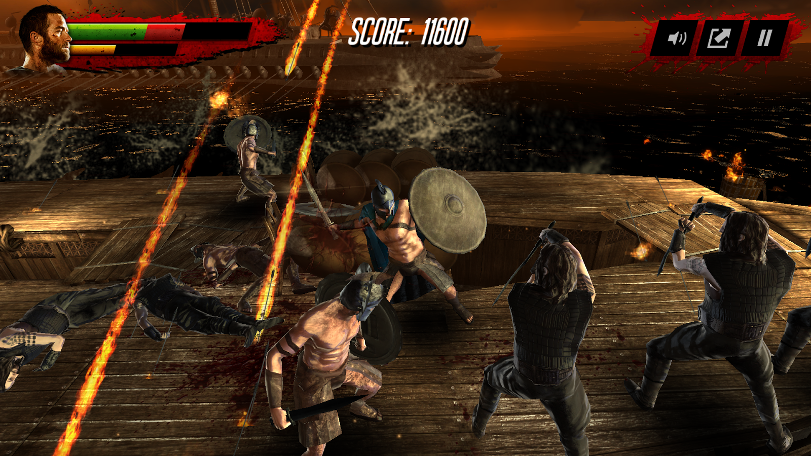 300 Seize Your Glory android games apk
