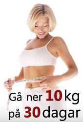 banta snabbt 10kg