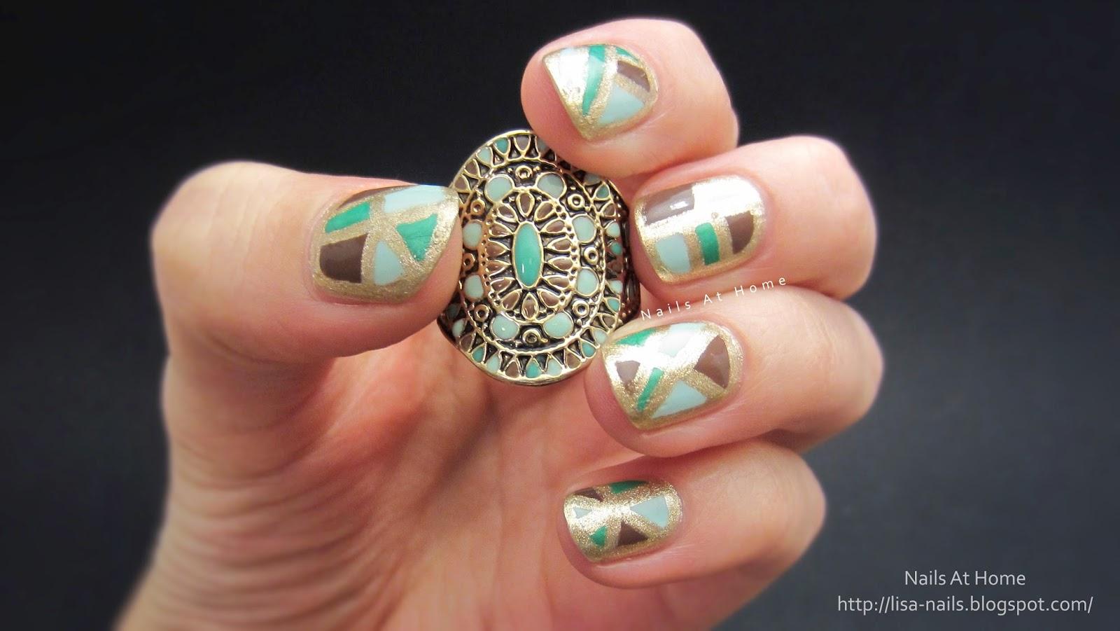 Mint Mosaic