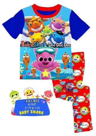 RM25 - Pyjama Babyshark