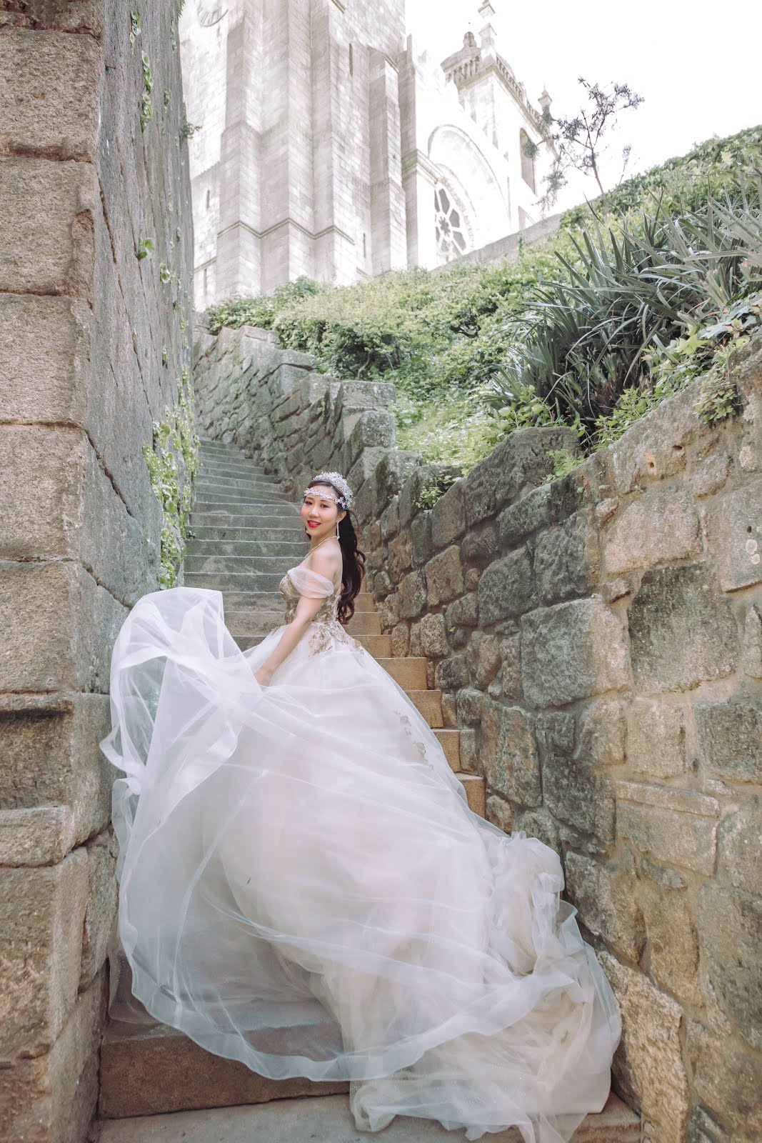 Sara Shantelle Lim's Portugal Wedding