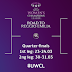 Confira os confrontos das quartas da Women's Champions League