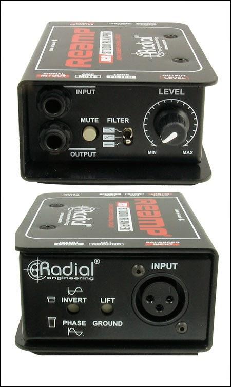 Radial Reamp JCR image