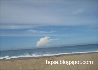 Pantai Pusong Sangkalan
