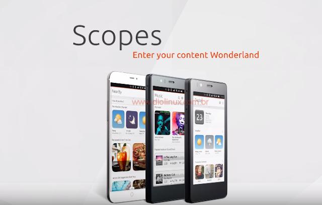 Ubuntu Phone Scopes