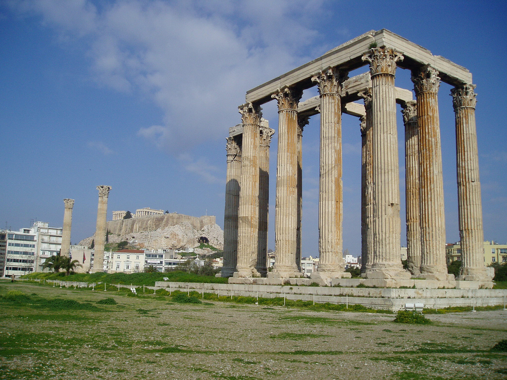 Greek archaeological treasures take a hit - The ...