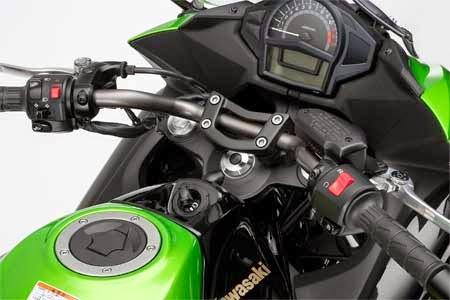 speedometer ninja 400