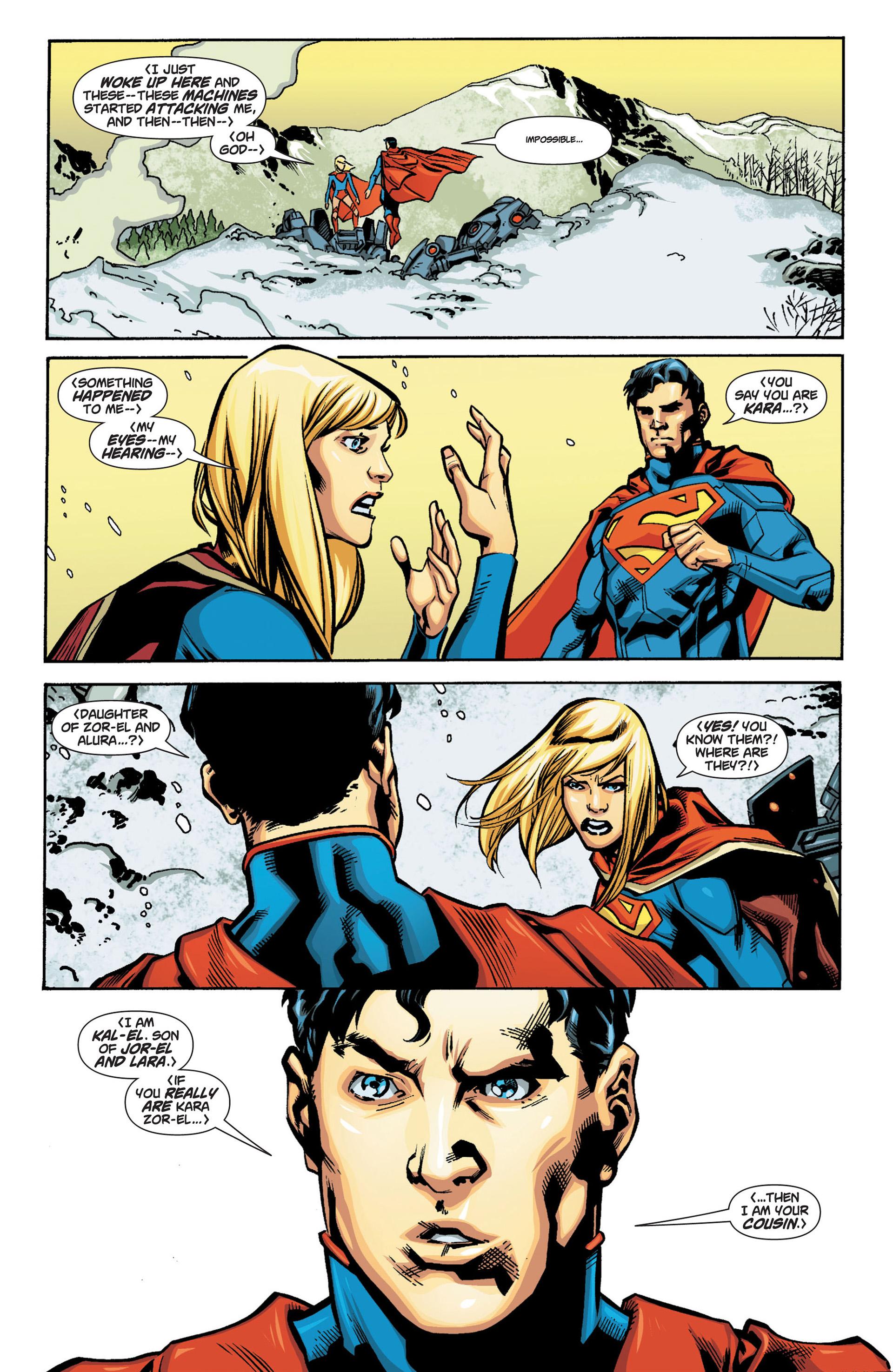 Supergirl (2011) Issue #2 #4 - English 5