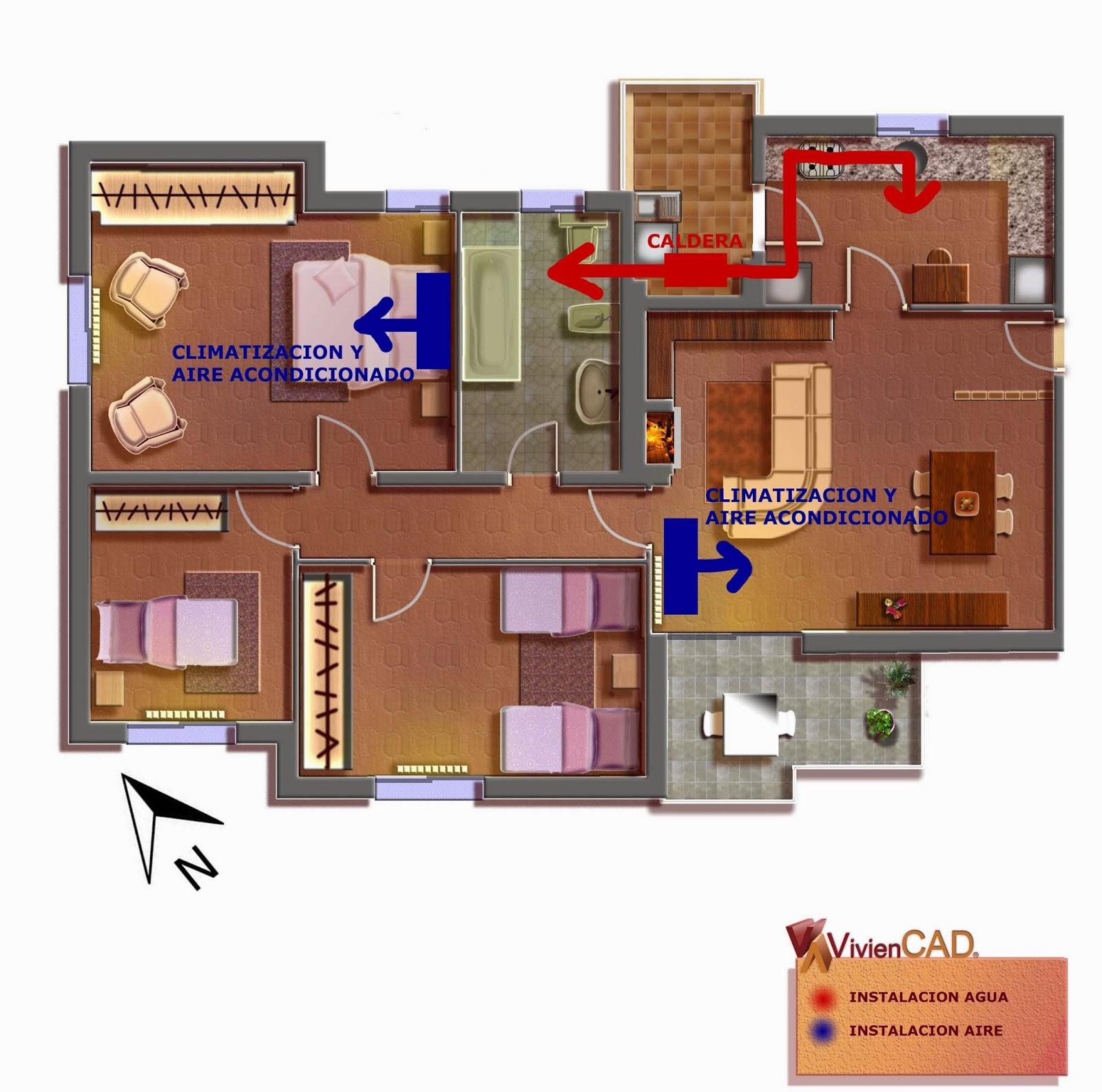 instalaciones viviencad