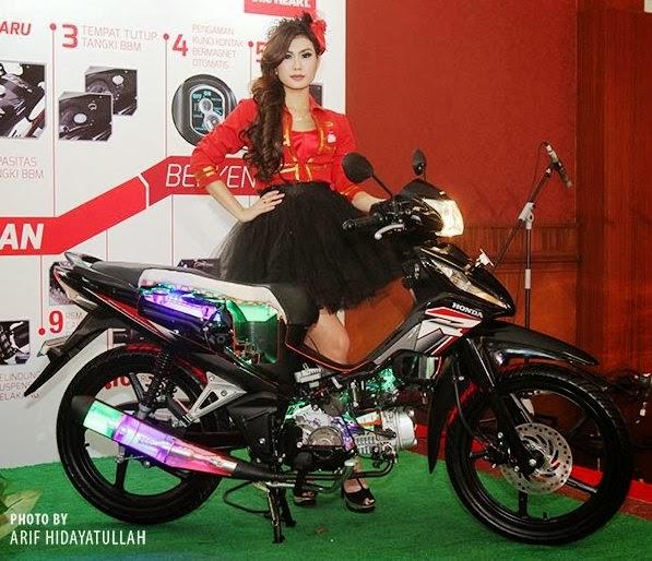 Spesifikasi dan Harga Motor Honda New Revo Injeksi