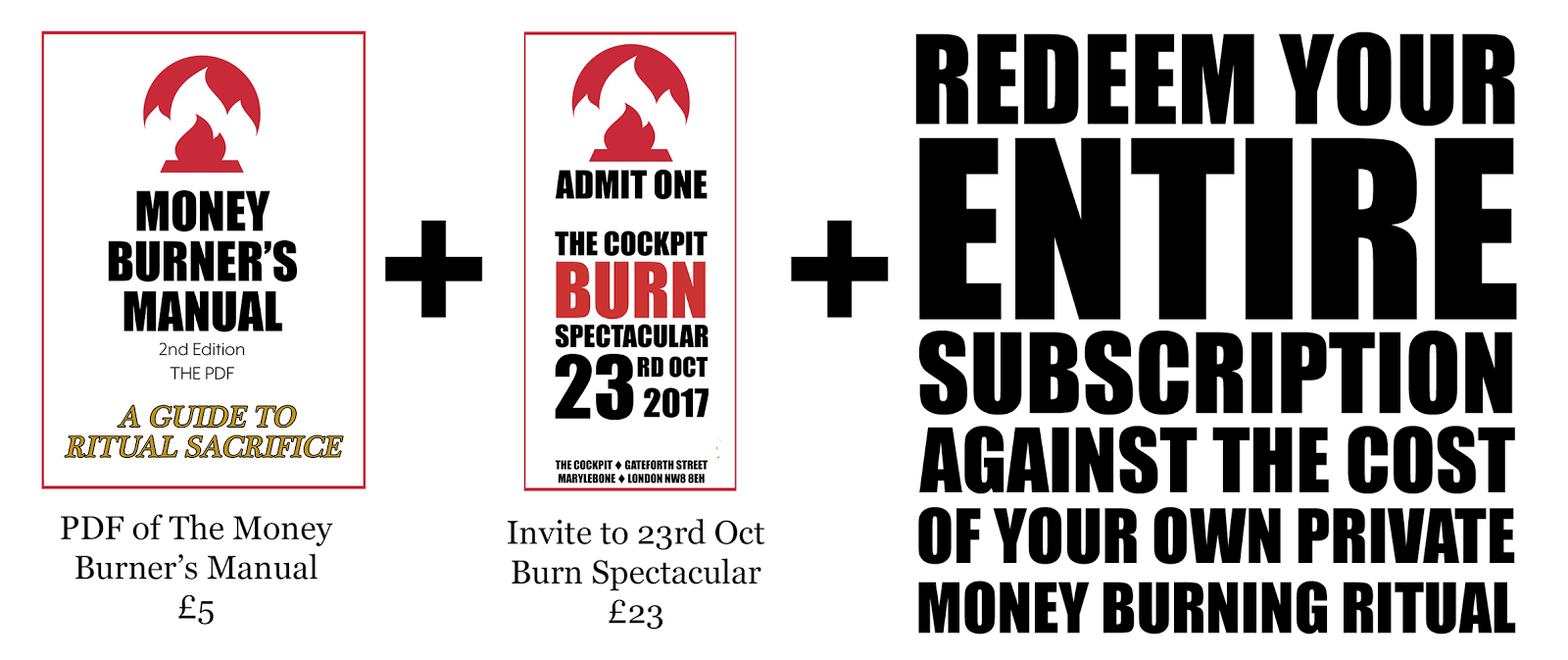 subscription £5 and £10