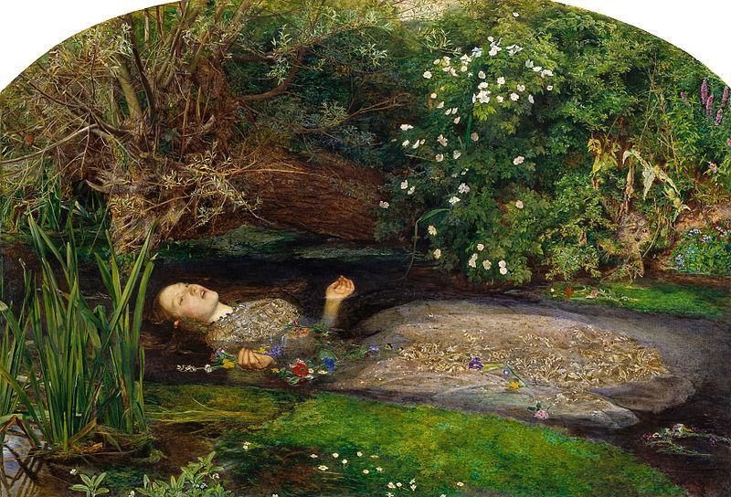 Ophelia Hamlet: A Literary Odyssey: Book 130: Hamlet By William