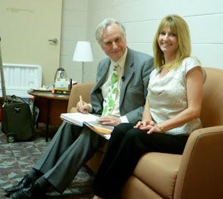 Dawkins and fan