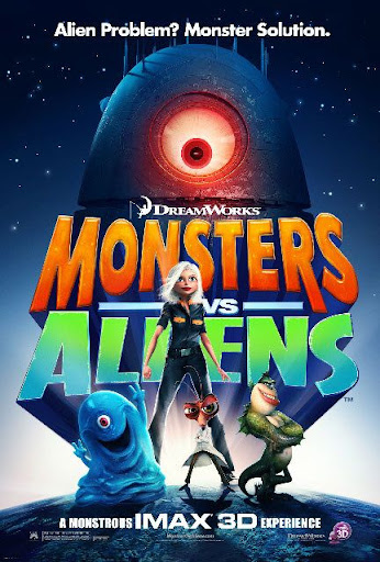 Monster Vs Alien