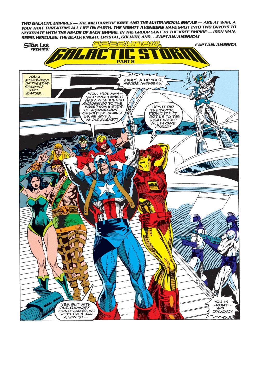 Captain America (1968) Issue #399 #338 - English 2