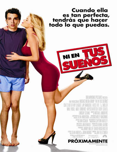 Ver Ni en Tus Sueños (She's Out of My League) (2010) Online