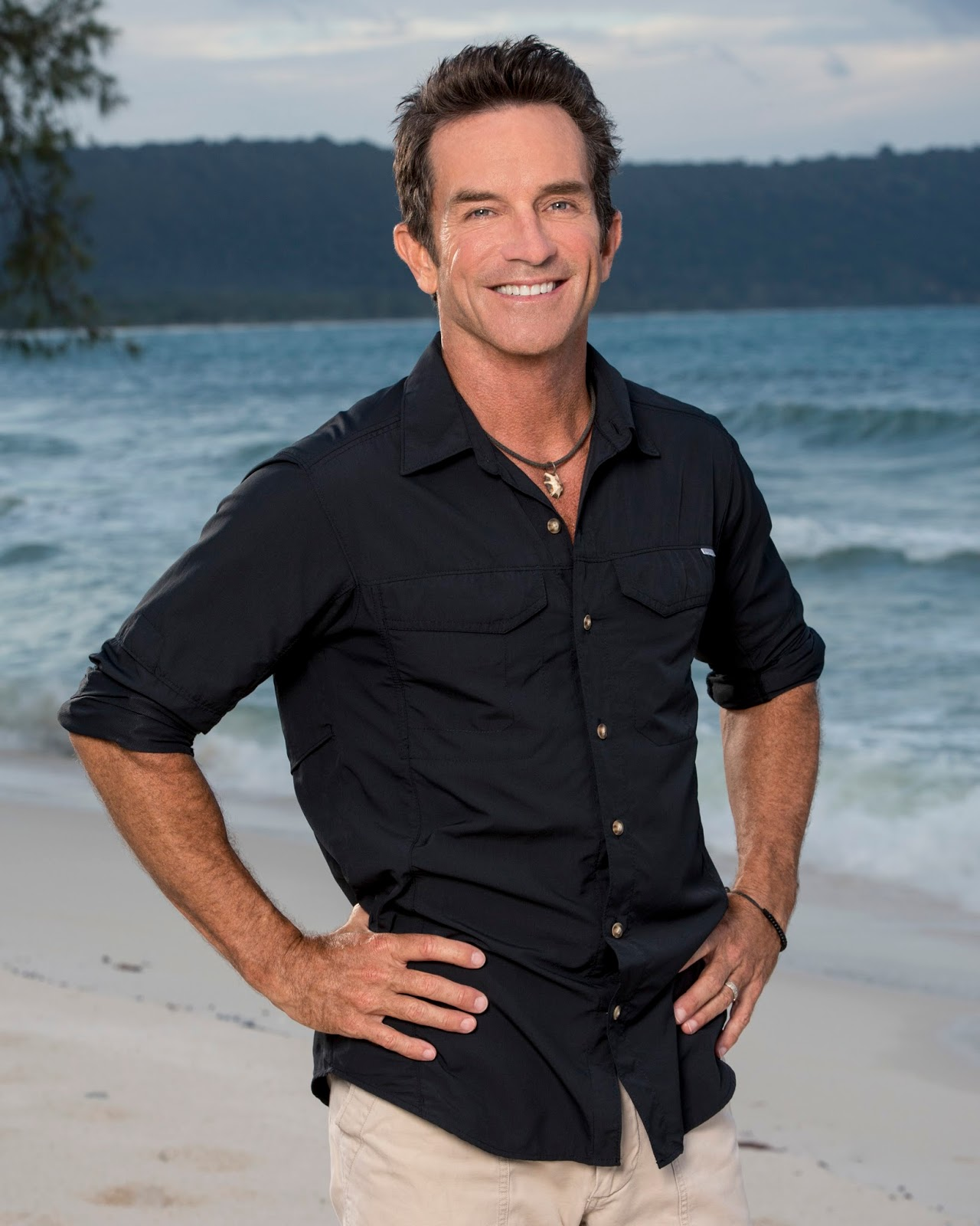 jeff probst married