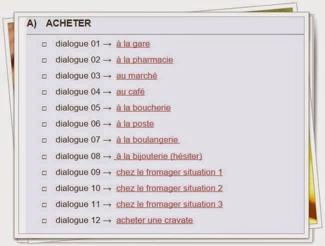 Conversation en français : أكثر من 110 حوار فرنسى بالصوت والفيديو والنص