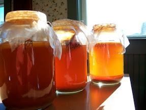 Homemade Apple Cider Vinegar is Easy...